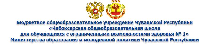 Бюджетное общеобразовательное учреждение Чувашской Республики