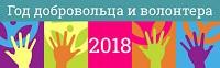 2018 год - Год добровольца в России